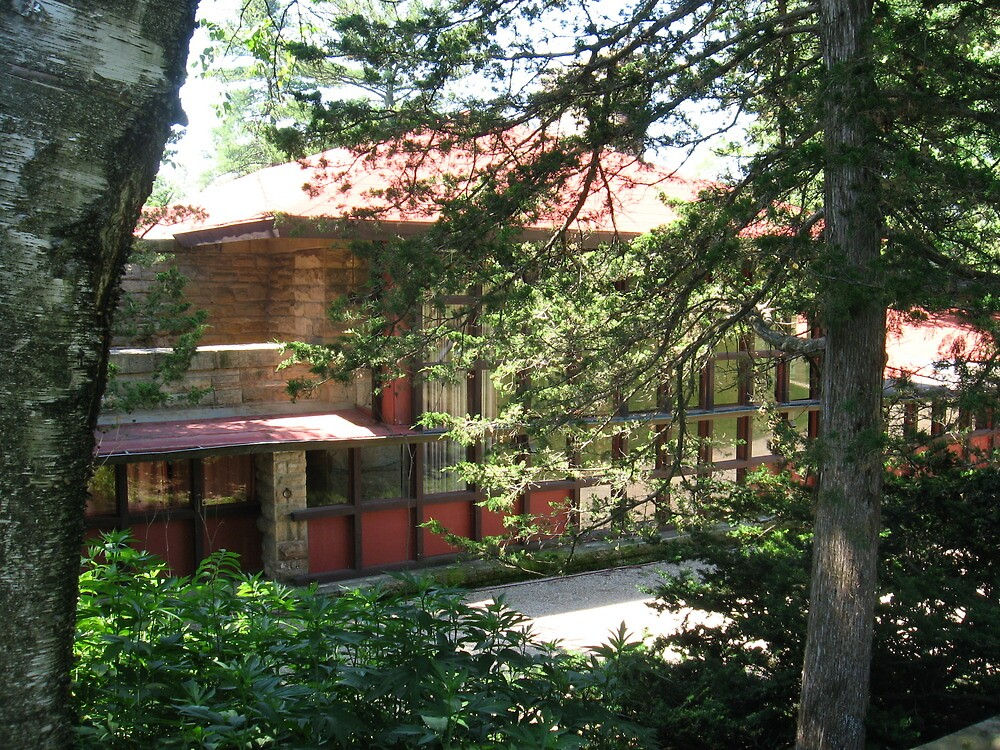Hillside Home School, Spring Green, WI by AJ Belongia