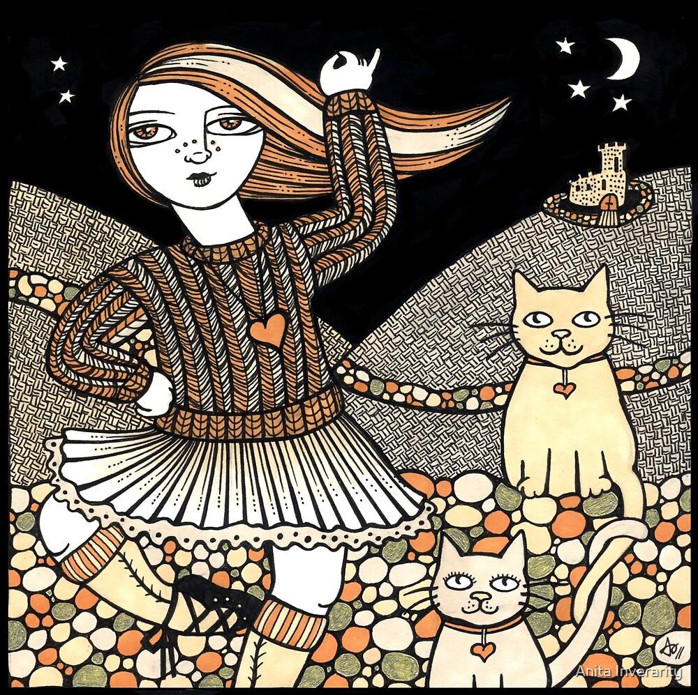 Fiona's Highland Fling by Anita Inverarity