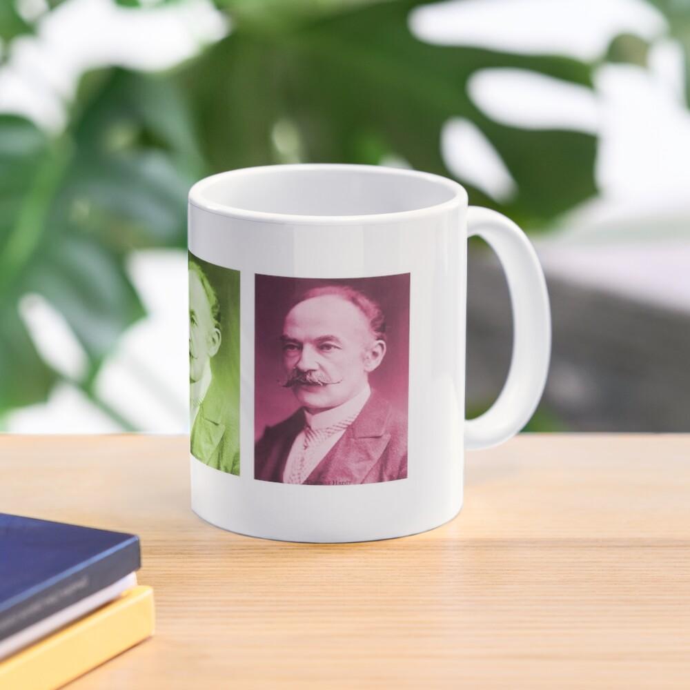 Thomas Hardy, English novelist and poet. Mug