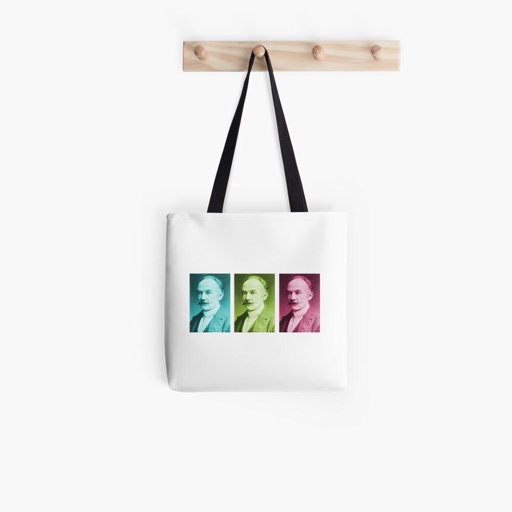 Thomas Hardy, English novelist and poet. Tote Bag