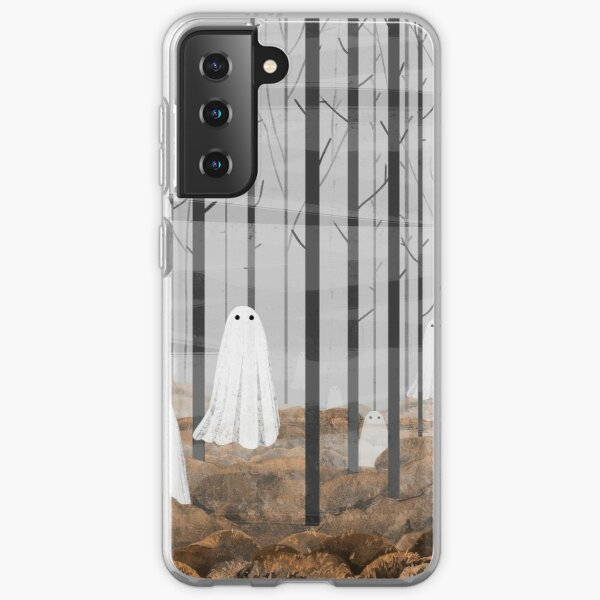 The Woods are full of ghosts Samsung Galaxy Soft Case