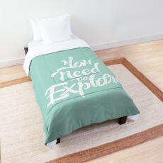#Explore Comforter