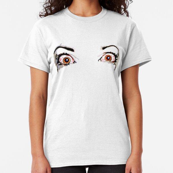 Wütende Augen - Glaube und Wahrheit Classic T-Shirt