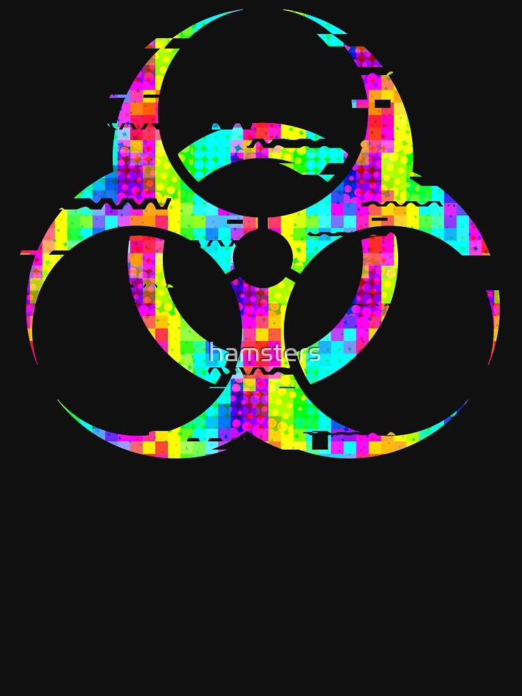 Biohazard Raver Spectrum by hamsters