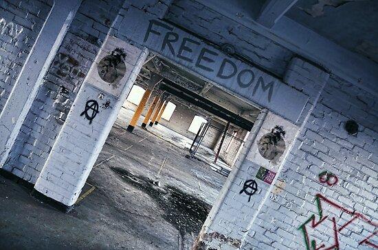 FREEDOM by petebreezy