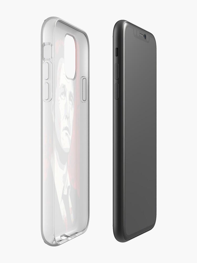 Coque iPhone «Gouverneur», par EugeneBush