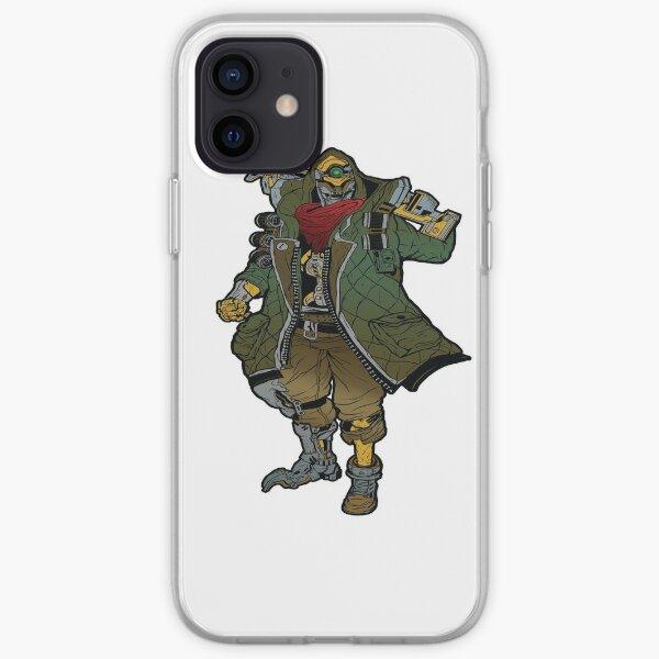 FL4K The Beastmaster Borderlands 3 Rakk Attack! iPhone Soft Case