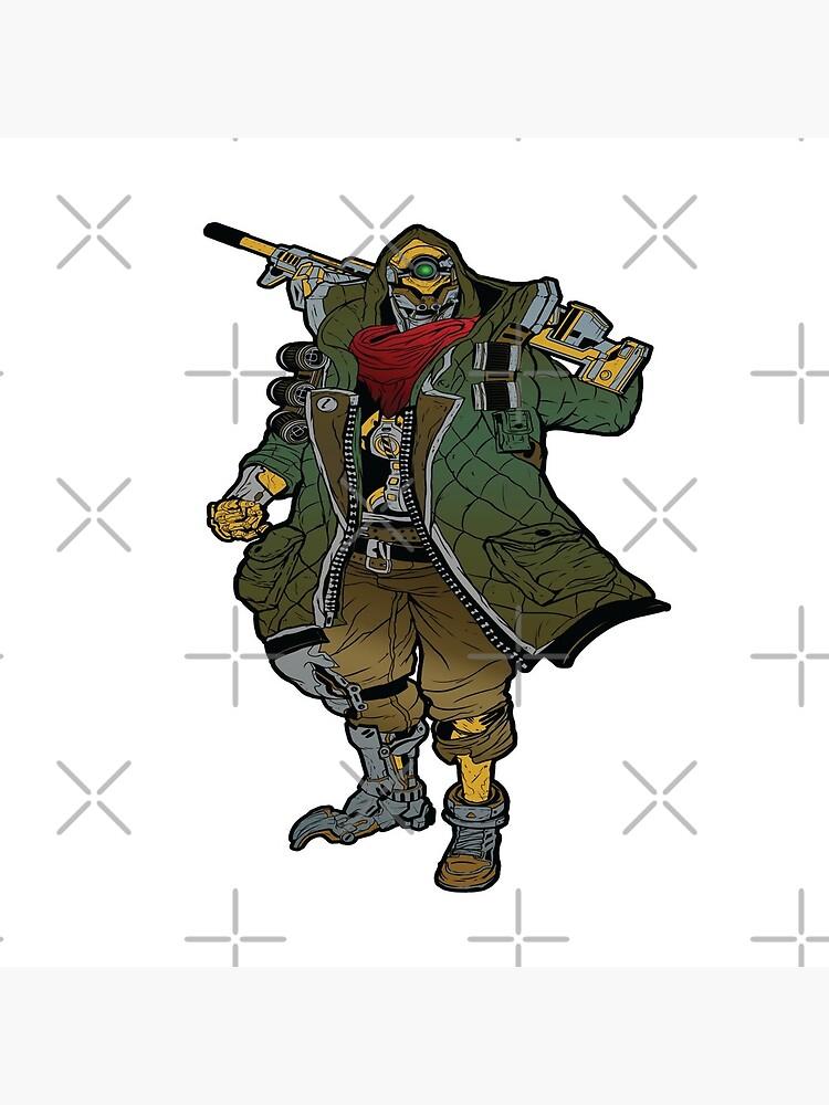 FL4K The Beastmaster Borderlands 3 Rakk Attack! by WordsGamersUse
