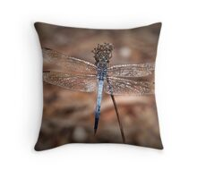 Jewelled Dragon Throw Pillow