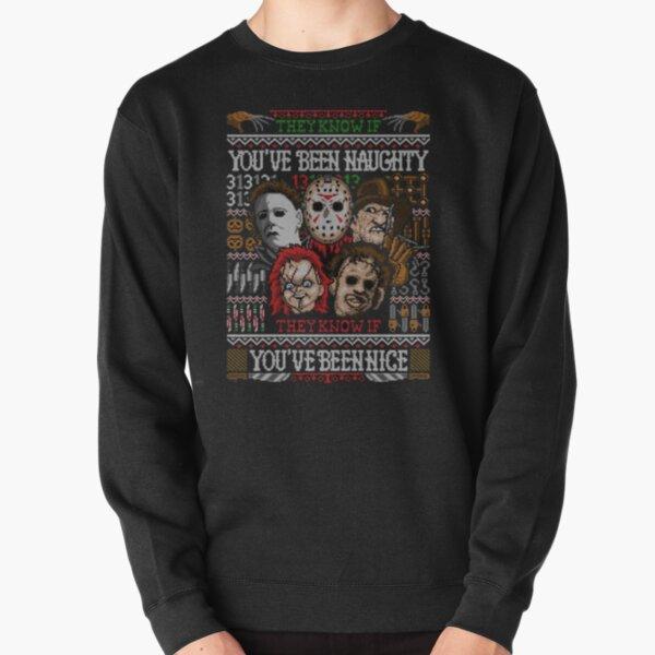 Horror Christmas Sweater 1 Pullover Sweatshirt