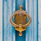 « Bleu d'Or © SolSo Photografée » par Marianne Sol'So