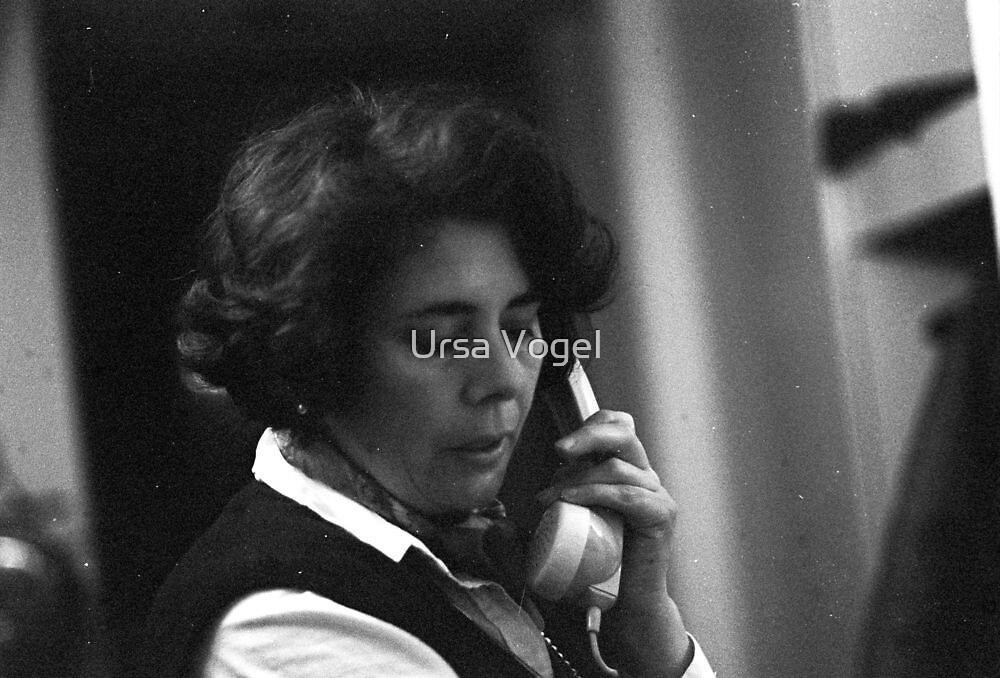 1983 - mum II by Ursa Vogel