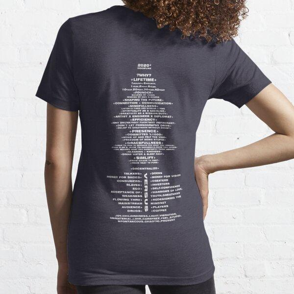 2020* DISCIPLINE Essential T-Shirt