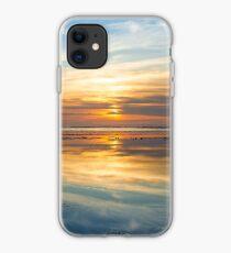 Prisme et Coucher de soleil en bord de mer © SolSo Photografée Coque et étui iPhone
