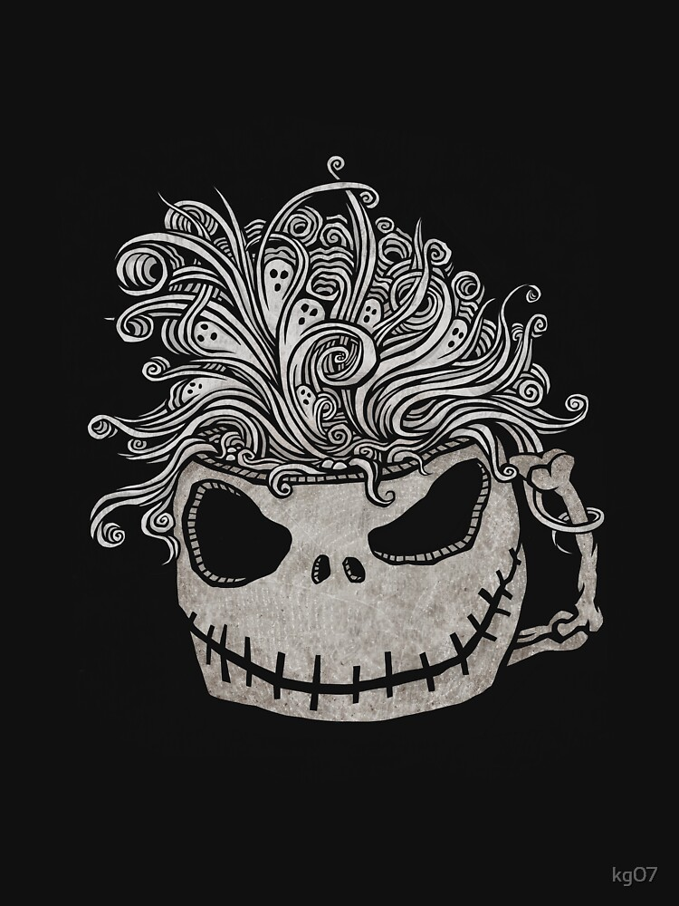 Nightmare Before Coffee by kg07