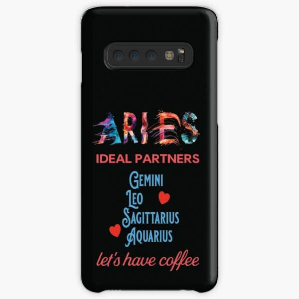 Aries Ideal Partners Samsung Galaxy Snap Case