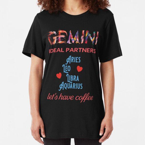 Gemini Ideal Partners Slim Fit T-Shirt