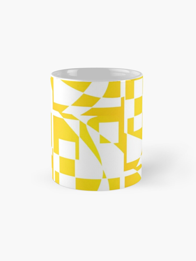 Alternate view of Window & Light, Abstract (Designed by Just Stories) Mug