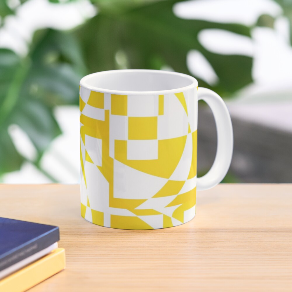 Window & Light, Abstract (Designed by Just Stories) Mug