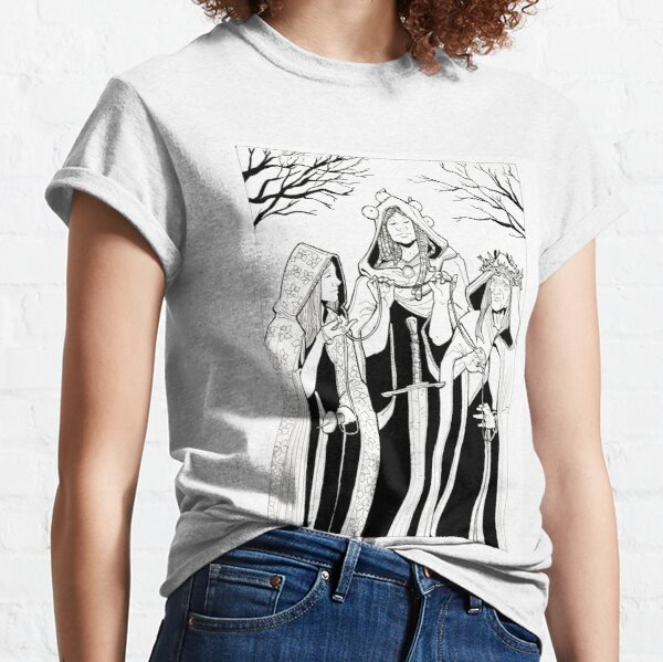 The three witches Classic T-Shirt