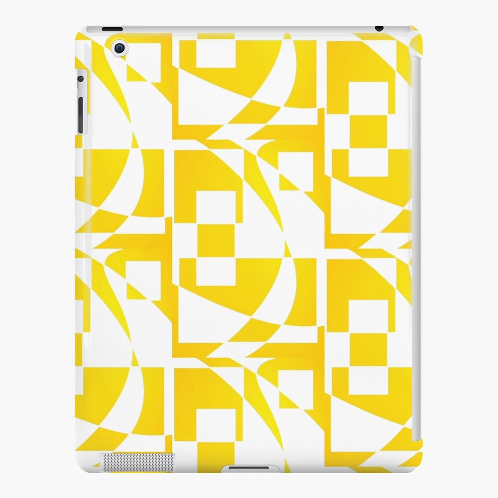Window & Light, Abstract (Designed by Just Stories) iPad Case & Skin