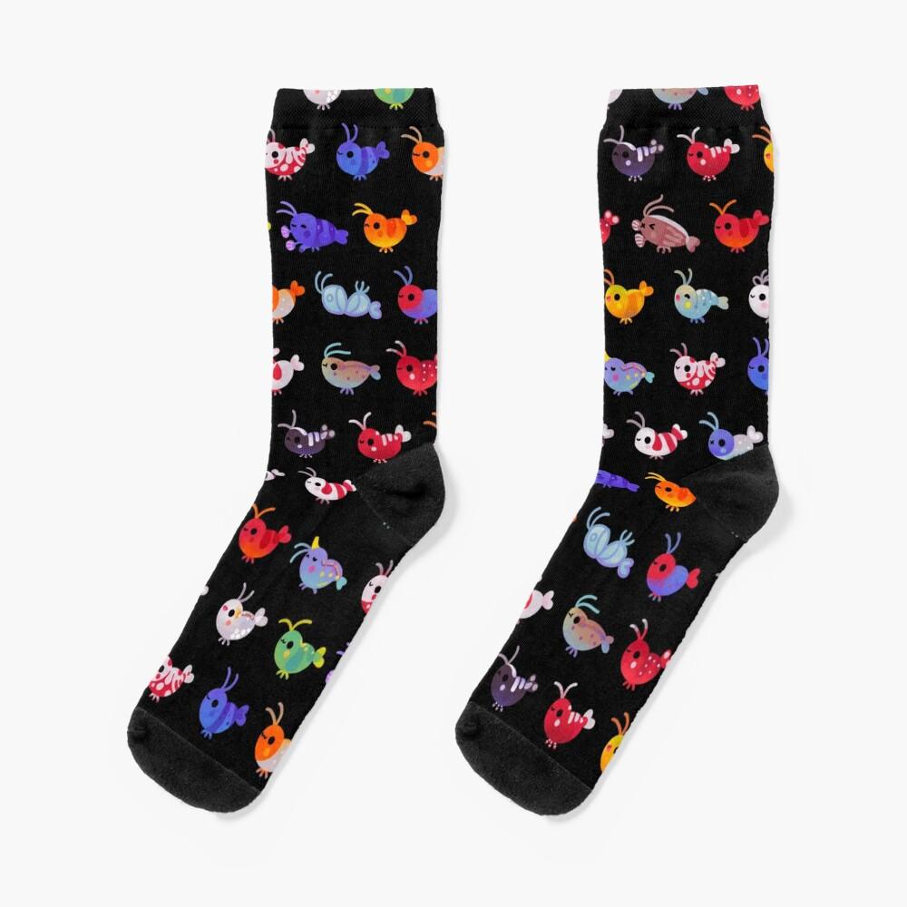 Freshwater shrimp Socks