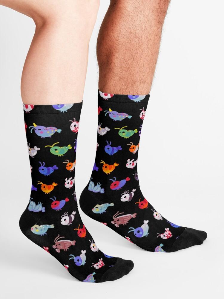 Alternate view of Freshwater shrimp Socks