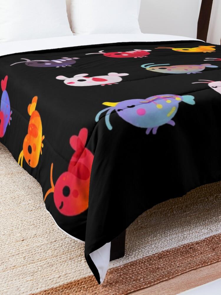 Alternate view of Freshwater shrimp Comforter