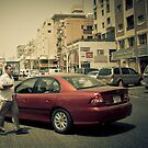 Tea delivery, Fahaheel, Kuwait by NicoleBPhotos