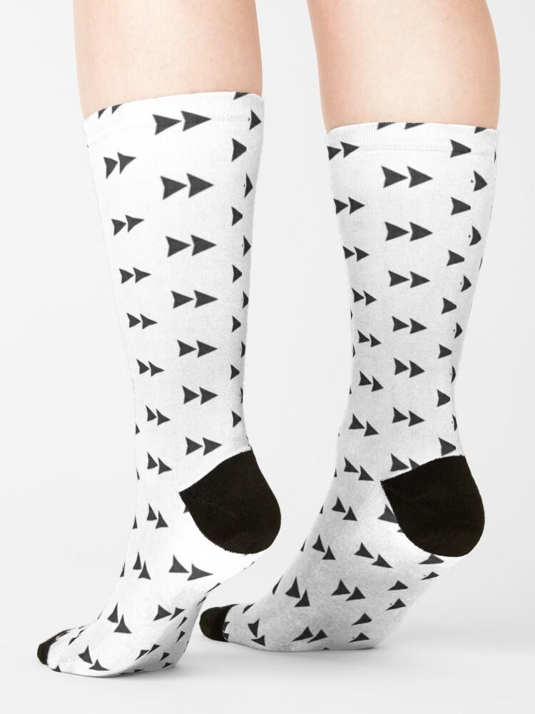 Alternate view of Fast Forward Socks