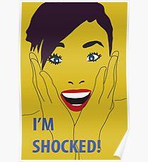 Shocked Poster