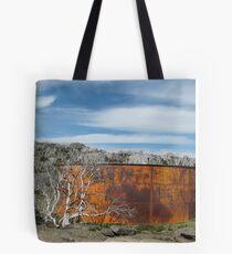 Burnt Gums Tote Bag