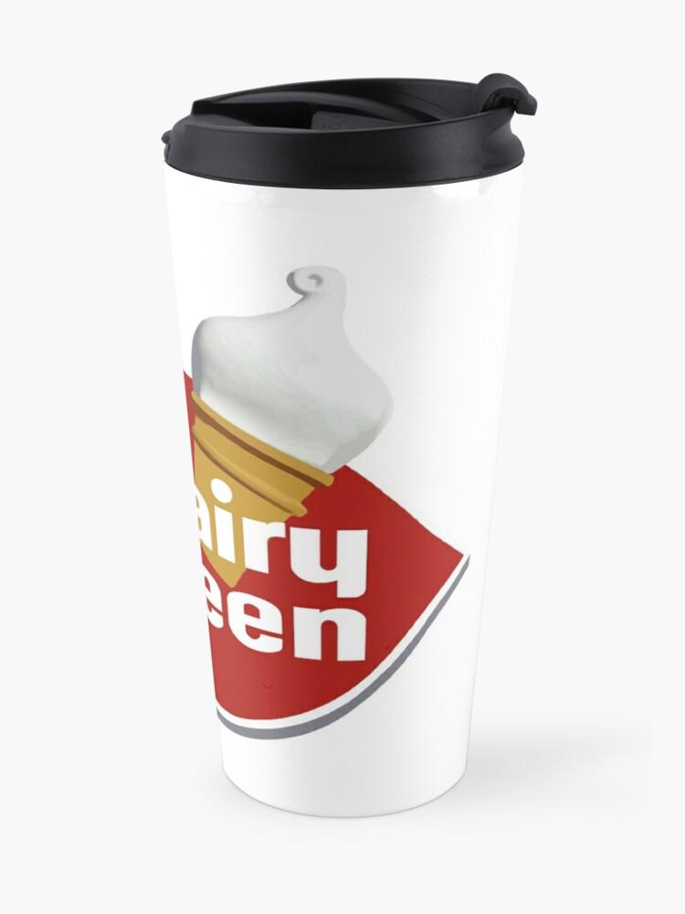 Alternate view of DAIRY QUEEN Travel Mug