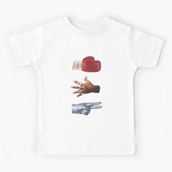 Michael Jordan,Tyson, Jackson Kids T-Shirt