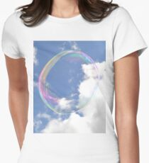 bubbly Women's Fitted T-Shirt