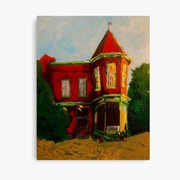 Jimmy T's Place Canvas Print