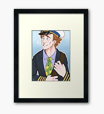 Martin Crieff Framed Print