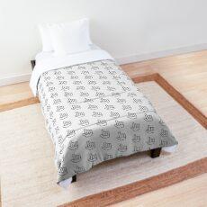 Foam Finger Comforter
