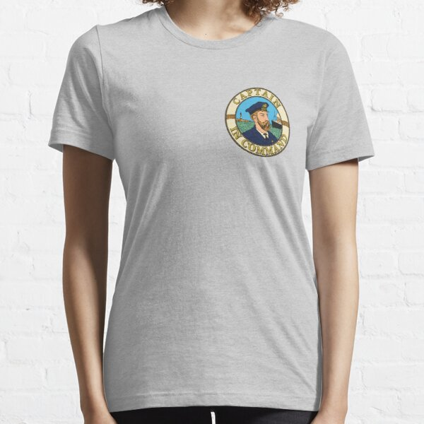 Captain in command Essential T-Shirt