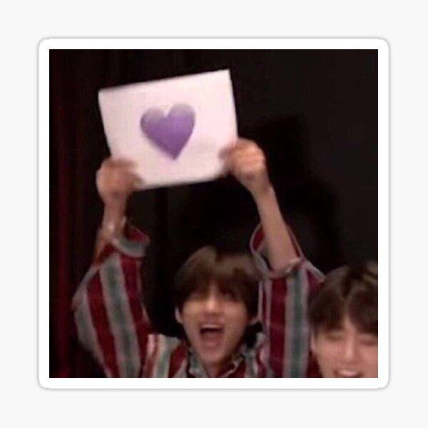 Kpop Heart Meme Gifts Merchandise Redbubble