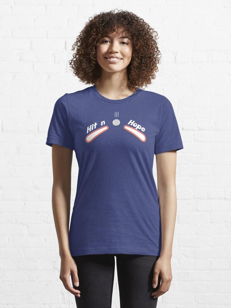 Alternate view of Hit n Hope Essential T-Shirt
