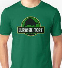 Jurassic Tort Slim Fit T-Shirt