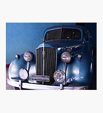 1938, Packard (Limo), USA, SEDAN  Photographic Print