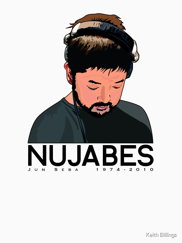 Nujabes Rest in Beats | Unisex T-Shirt
