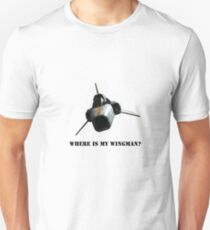 Battlestar Gallactica Wing Man! Unisex T-Shirt
