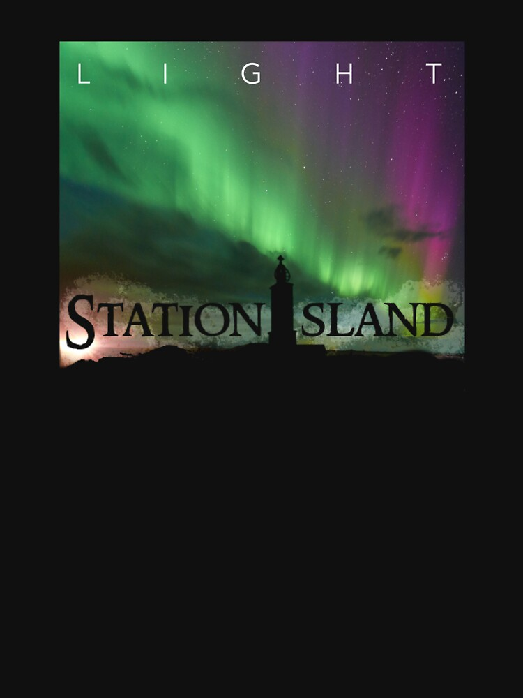 Station Island - Light Album Cover by StationIsland