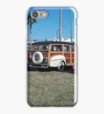 Woodys in Daytona iPhone Case/Skin