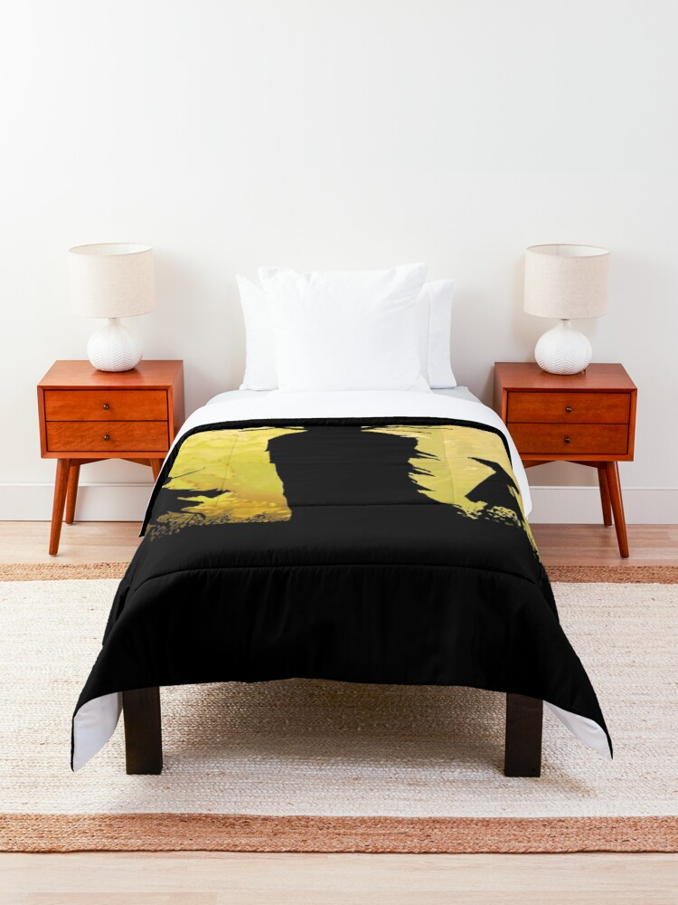 Alternate view of Over The Garden Wall Artwork Comforter