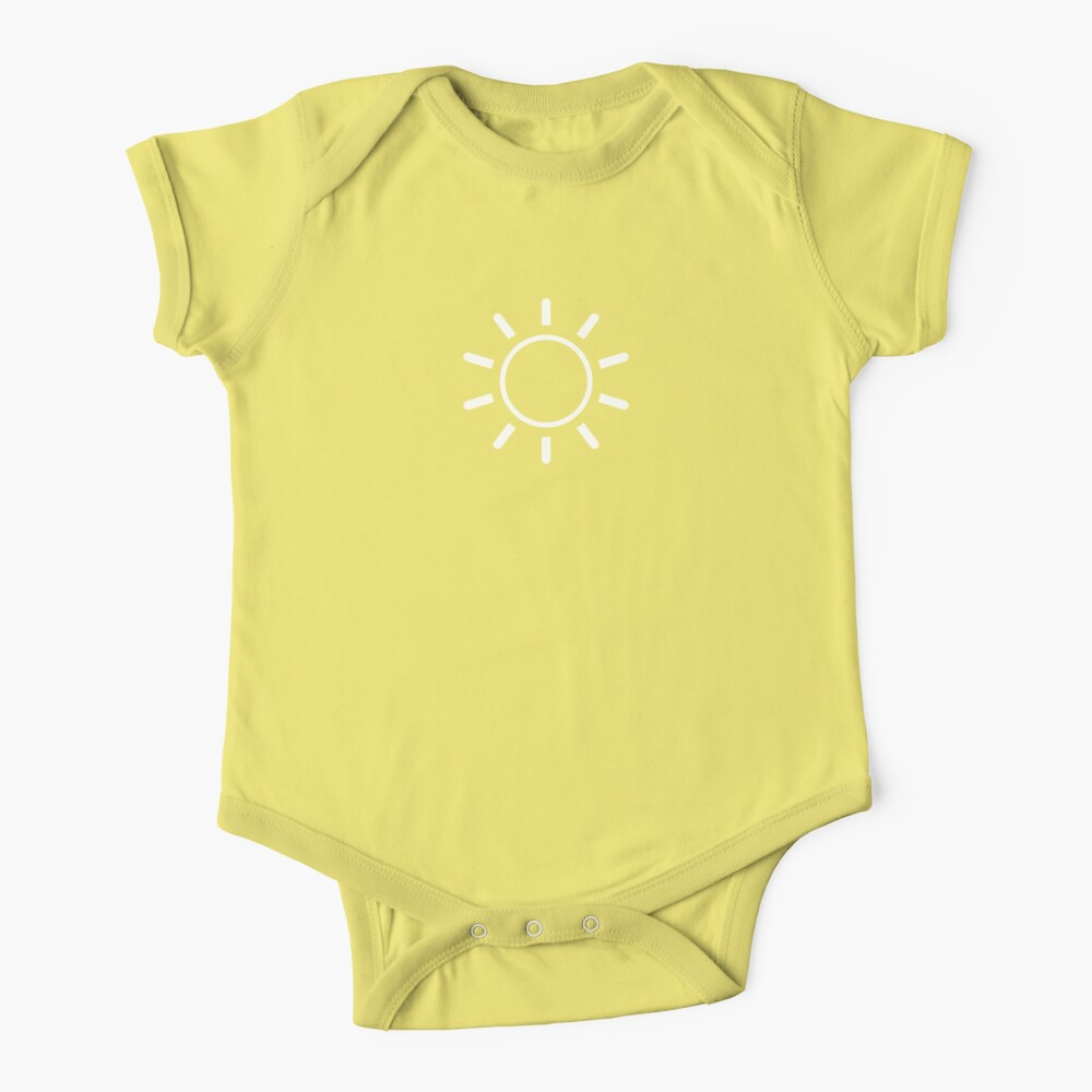 Happy Bright Sun Baby One-Piece
