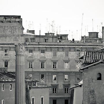 Il Mito di Roma - Tempio di Apollo Sosiano (10 / 15) by giuliomenna